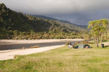 DSC_0456 Karamea Camping